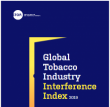 preview image of resource document Global Tobacco Industry Interference Index 2019