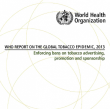 preview document image WHO Report on the Global Tobacco Epidemic 2013