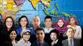 Asia Pacific Office Team